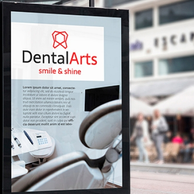 Логотип для Dental Arts